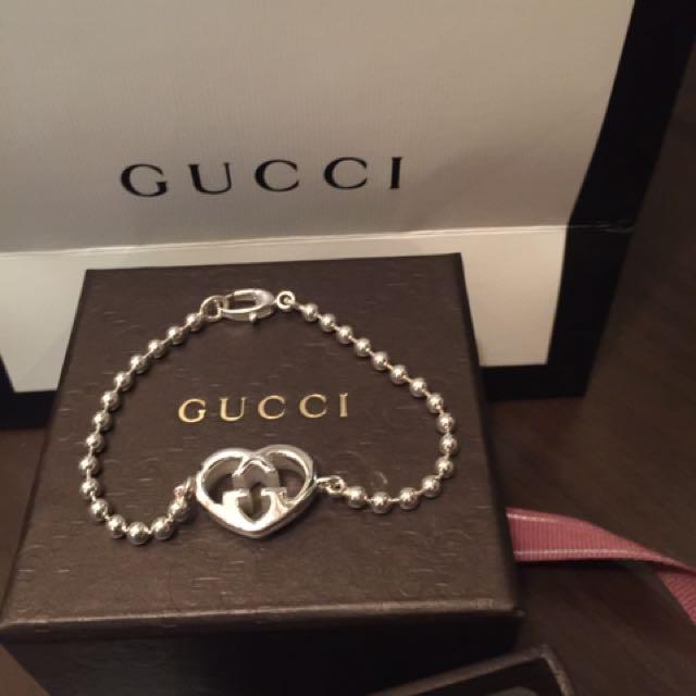 Gucci 手鍊