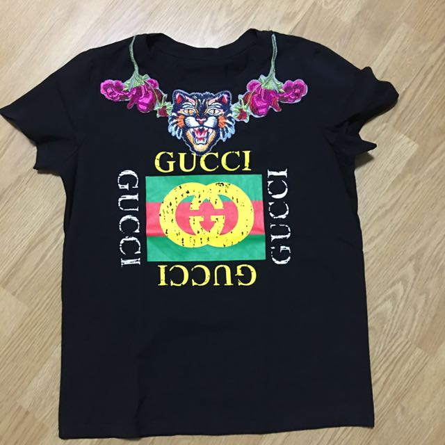 Gucci Inspired loved Top