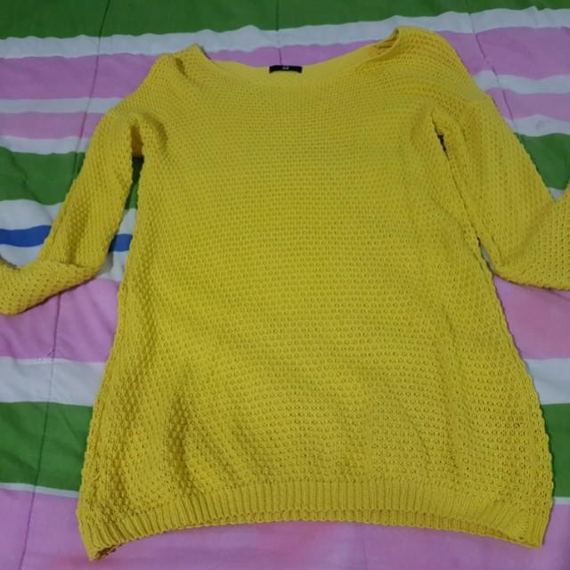 H & M Overzied Sweater