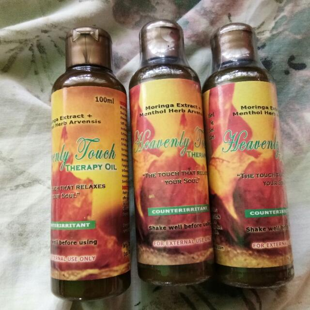 Heavenly Touch Liniment Oil