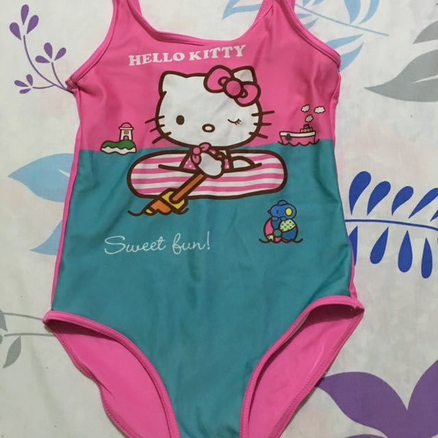 Hello Kitty Swimsuit for Kids