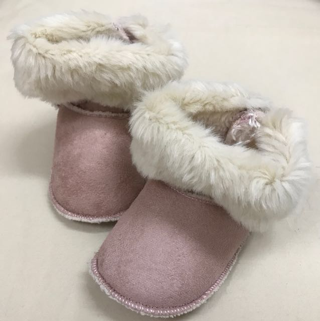 H\u0026M Baby girl toddler Winter Fall Shoes