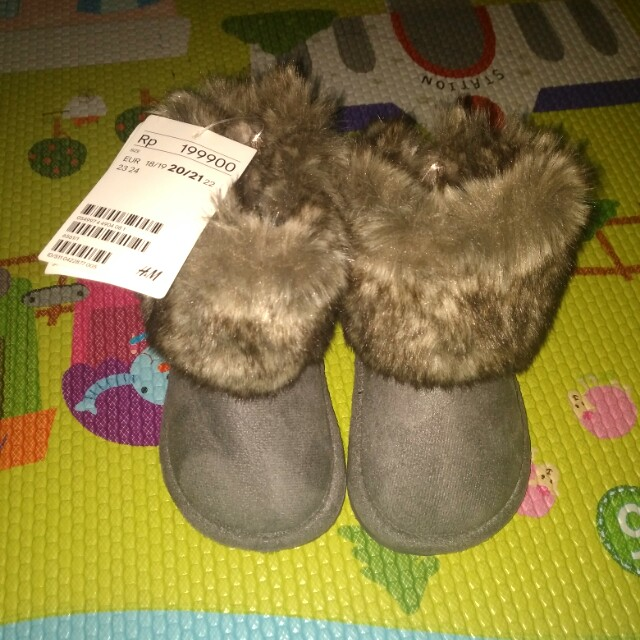 H&M winter boots unisex