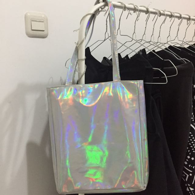 Hologram Totebag [Small Holographic Totebag]