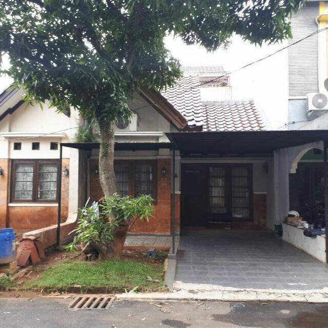 House For Sale In GRAND DEPOK CITY (GDC)-Cluster Anggrek 3
