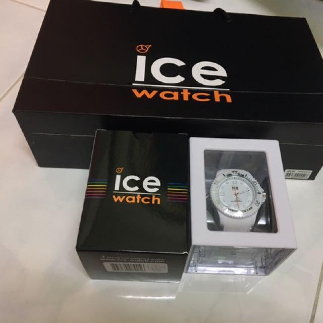 ICE Sixty nine - White - Large