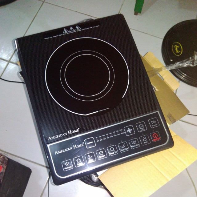 Induction cooker American Home