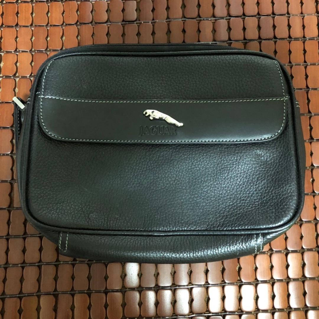 Jaguar 二手 手拿包 收納 大容量