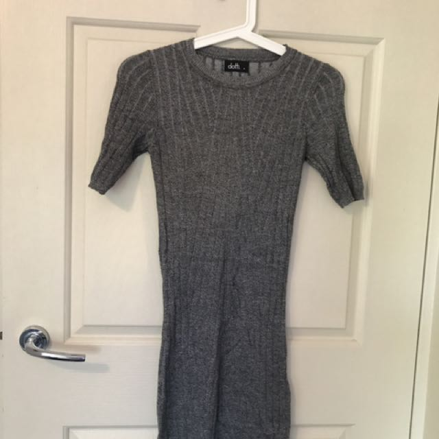 Knitted dress Dotti Au 6