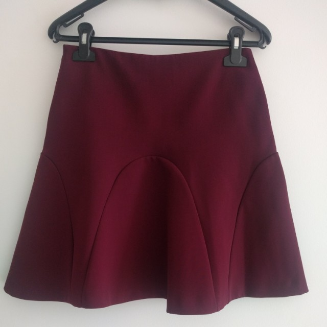 Korean Made A-line skirt
