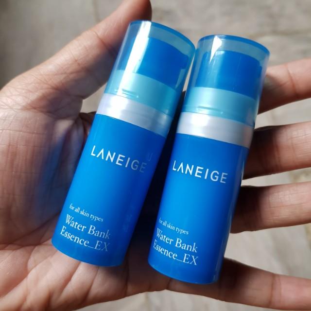 Laneige water bank essence