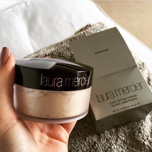 LAURA MERCIER - TRANSLUCENT POWDER