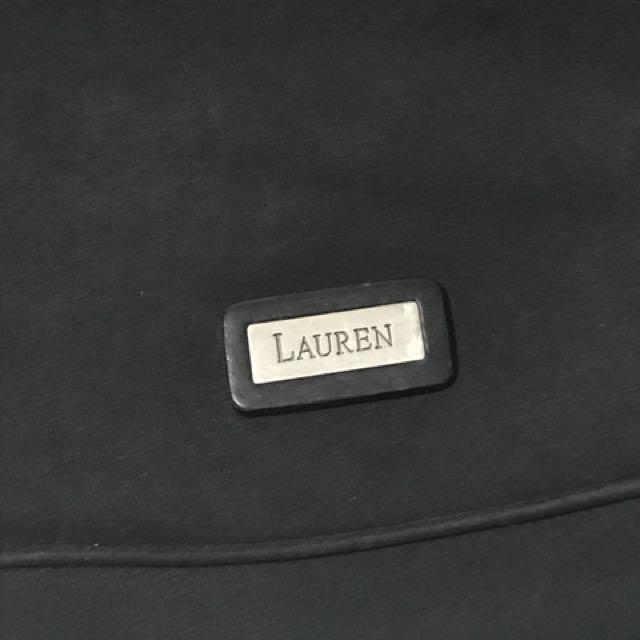 Lauren black bag