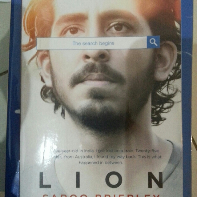 Lion/a Long Way Home - Saroo Brierly