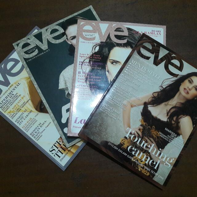 Majalah Eve Edisi Indonesia