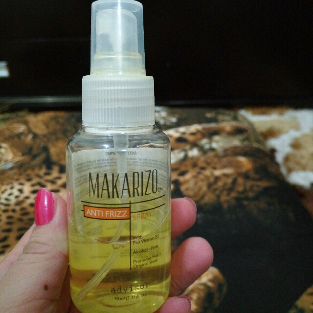 Makarizo Anti Frizz Spray
