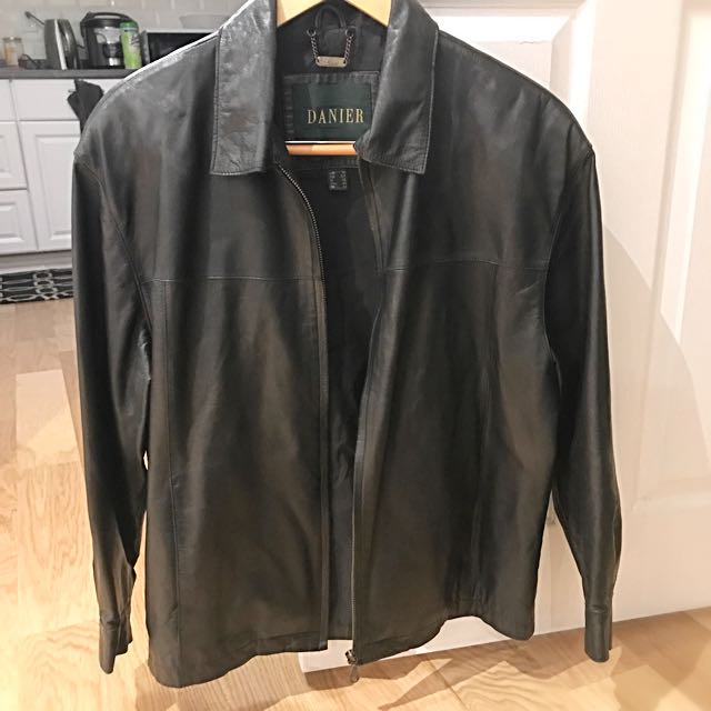 Men's Danier Leather Size S