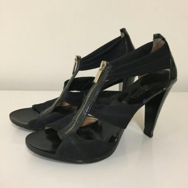 Michael Kors Zip Up Shoes