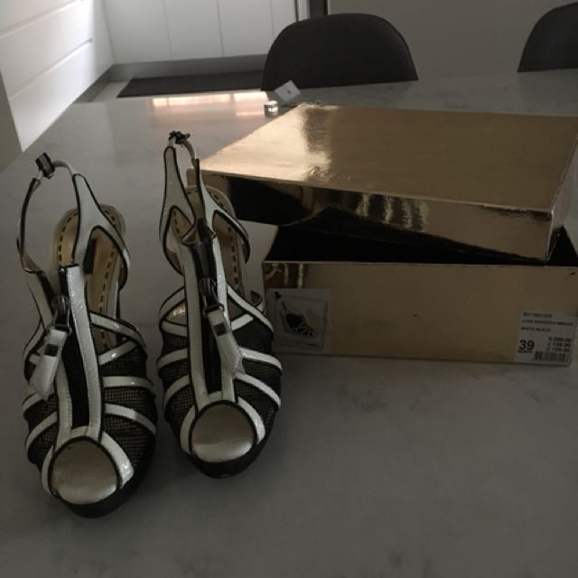 Mimco limited edition shoe