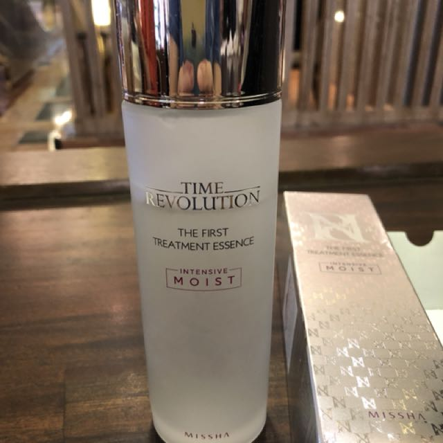 Missha Miracle Water Time Revolution - Intensive Moist - the first treatment essence