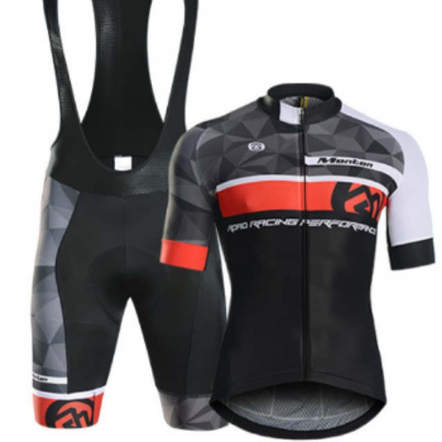 5feed7e7d End of year clearance Monton cycling jersey (Top)