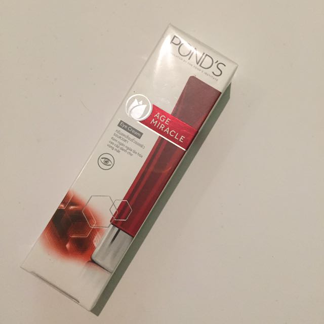 NEW Pond's Age Miracle Eye Cream