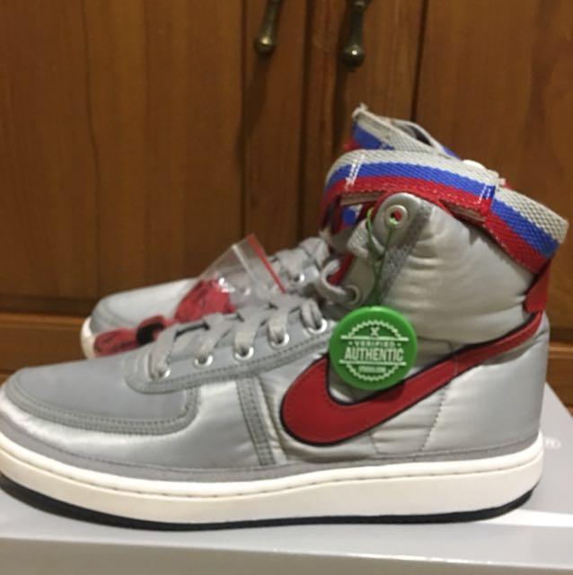 newest 0855d 2ca1e Nike vandal high supreme nylon OG, Mens Fashion, Footwear, Sneakers on  Carousell