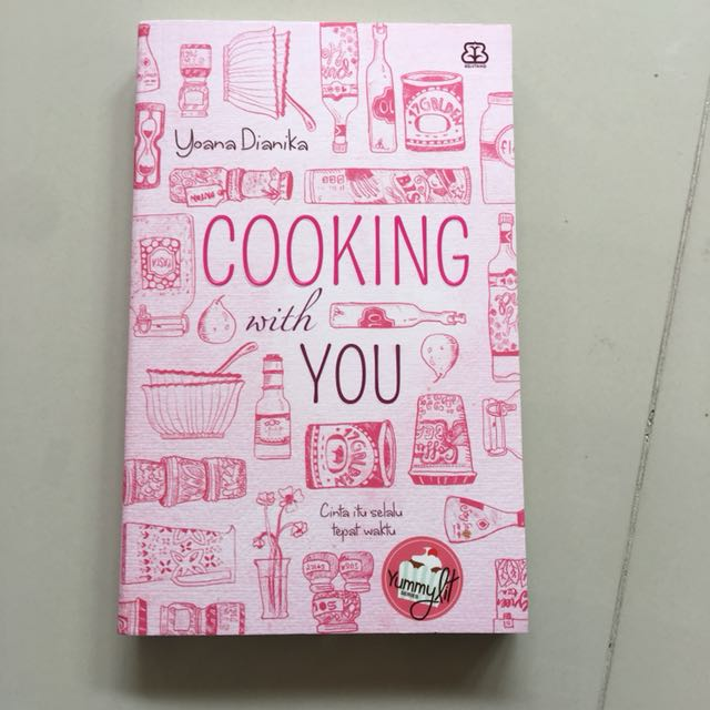 novel cooking with you