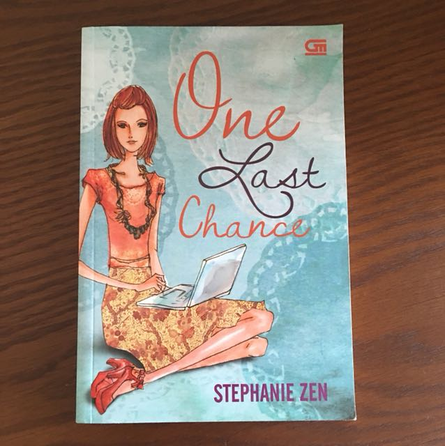 novel one last chance
