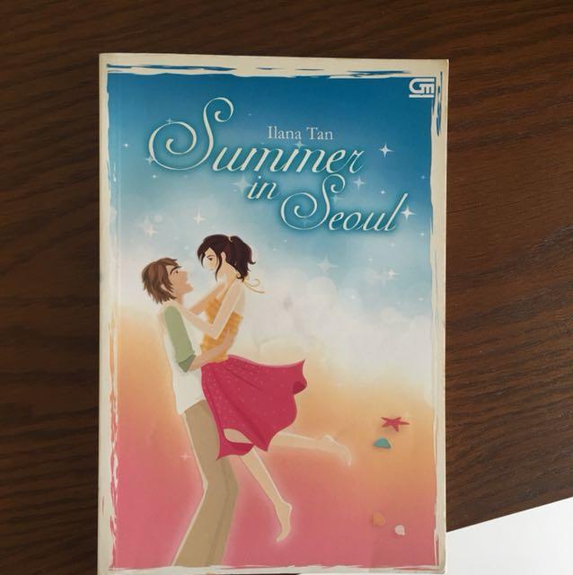 novel summer in seoul