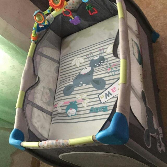 Original Baby Crib No Issue (Rush)