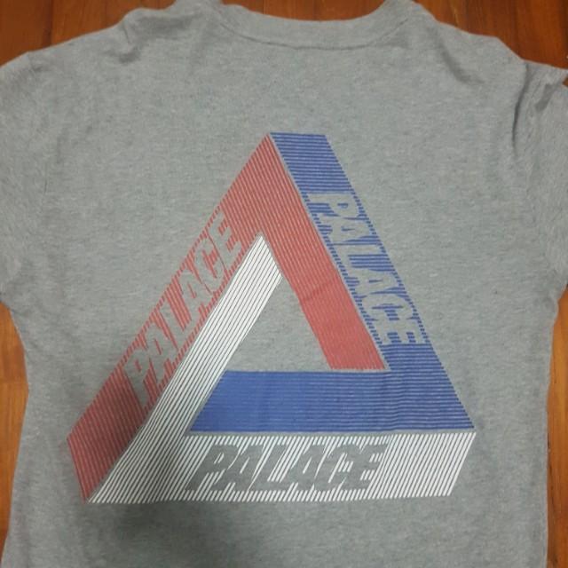 ba5bd17621ad Palace Tri-Line Brit Tee