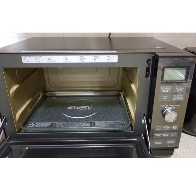 Panasonic Inverter Microwave Oven With
