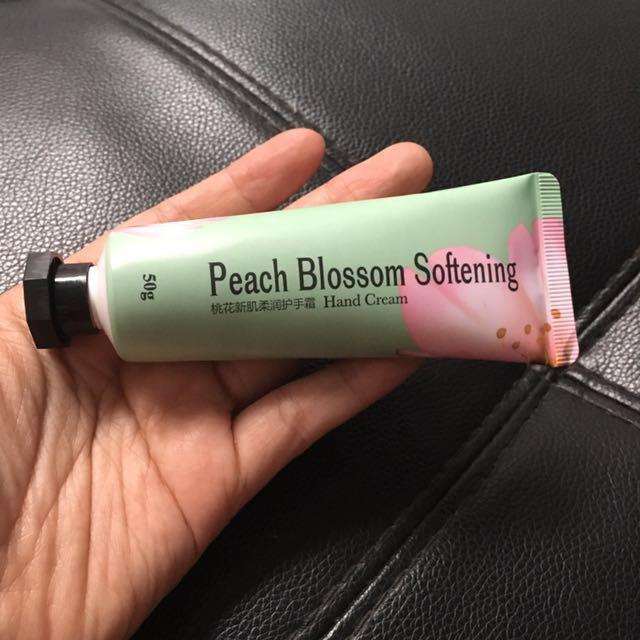 Peach Blossom Softening 50 gram NEW