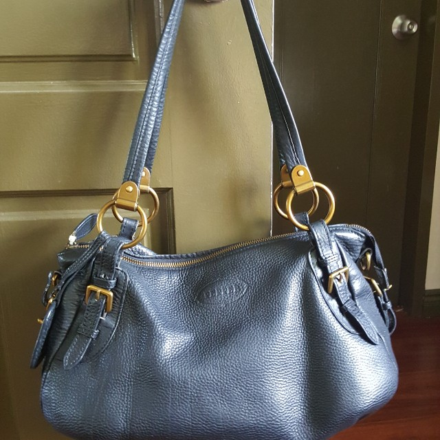 Pepper Leather Bag