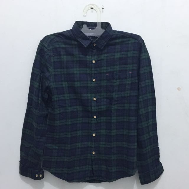 Peter Nation Flanel Shirt