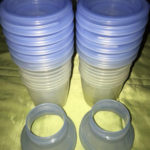 Philips AVENT Breastmilk storage cups Babies Kids Nursing