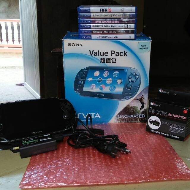 Sale!!! Play Station (PS) Vita 1000