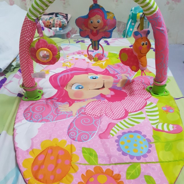 Playgym for baby girl