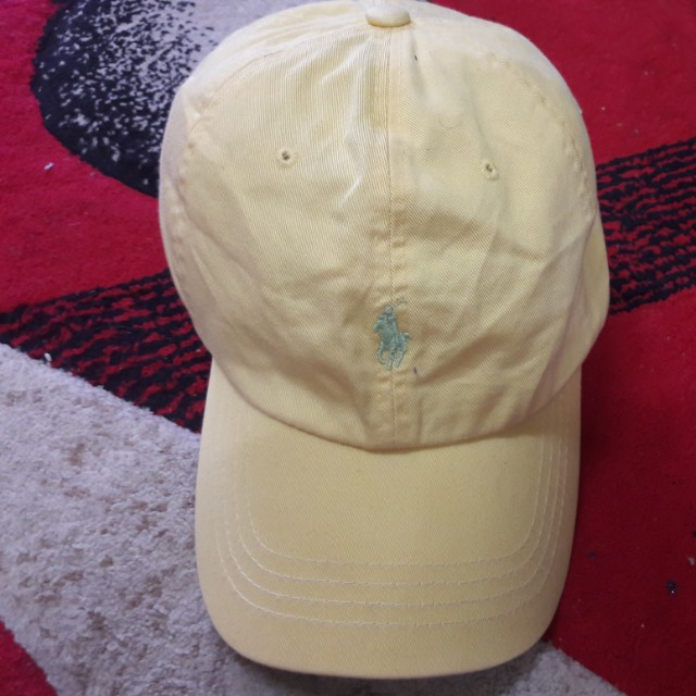 Taiwan Pony In Lauren Polo Small Adjustable Cap Made Ralph lKTJ1cF