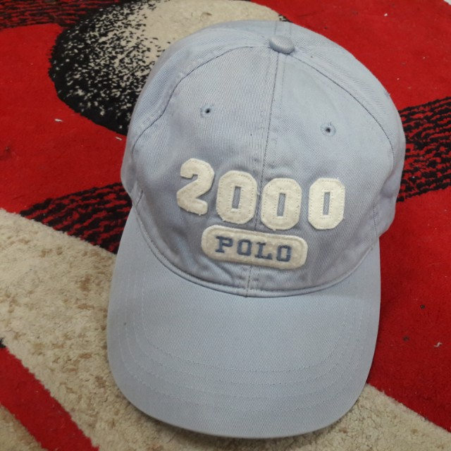1ad9ef4631aea2 Polo sport ralph lauren 2000 cap adjustable free size made in taiwan ...