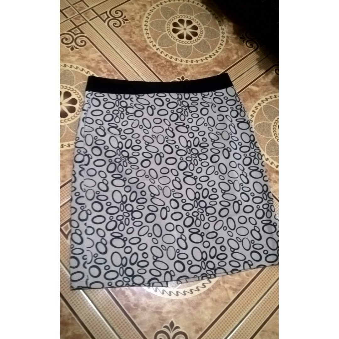 PRE-LOVED CALLA SKIRT