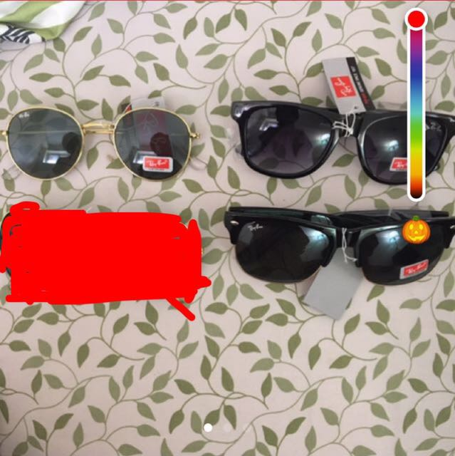 Rayban glasses (All 3 for $130 or $50 each)