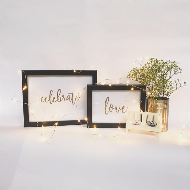 Rent) Customized Quotes x Frames - [themecatcherco], Home Services ...