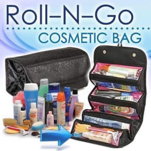 Roll N' Go Bag