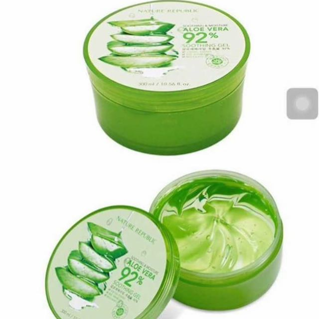SALE!! Aloe vera soothing gel!