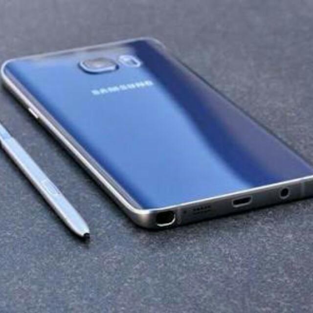 Samsung Galaxy Note 5 (Blue)