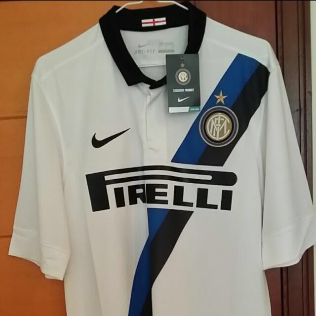 f3c98cf52fa Soccer Jersey Inter Milan / Internazionale Away 2011 - 2012, Sports ...