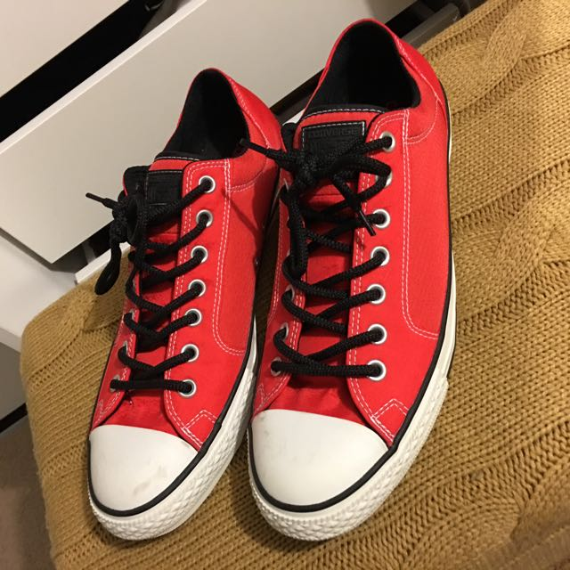 Sports fabric style Converse LowTops