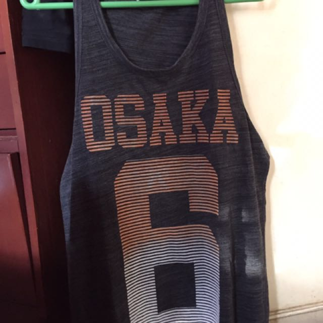 Superdry OSAKA 6 Tank Top